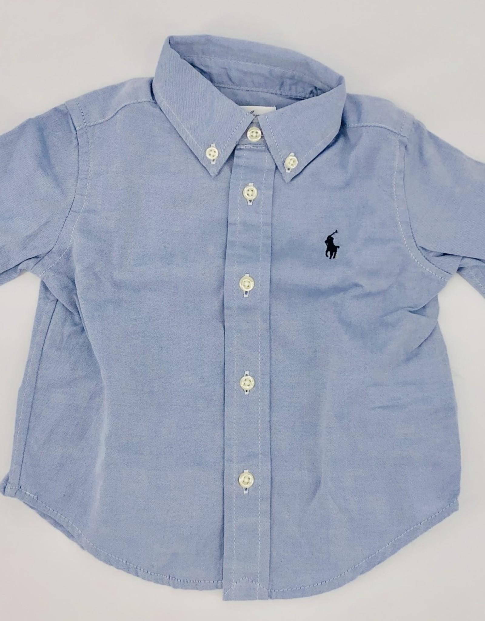 RALPH LAUREN RALPH LAUREN Hemd lichtblauw