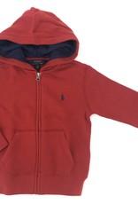RALPH LAUREN RALPH LAUREN sweater rood kap