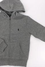 RALPH LAUREN RALPH LAUREN Sweater grijs kap