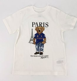 RALPH LAUREN RALPH LAUREN T-shirt wit beer Paris