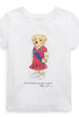 RALPH LAUREN RALPH LAUREN T-shirt meisjes beer