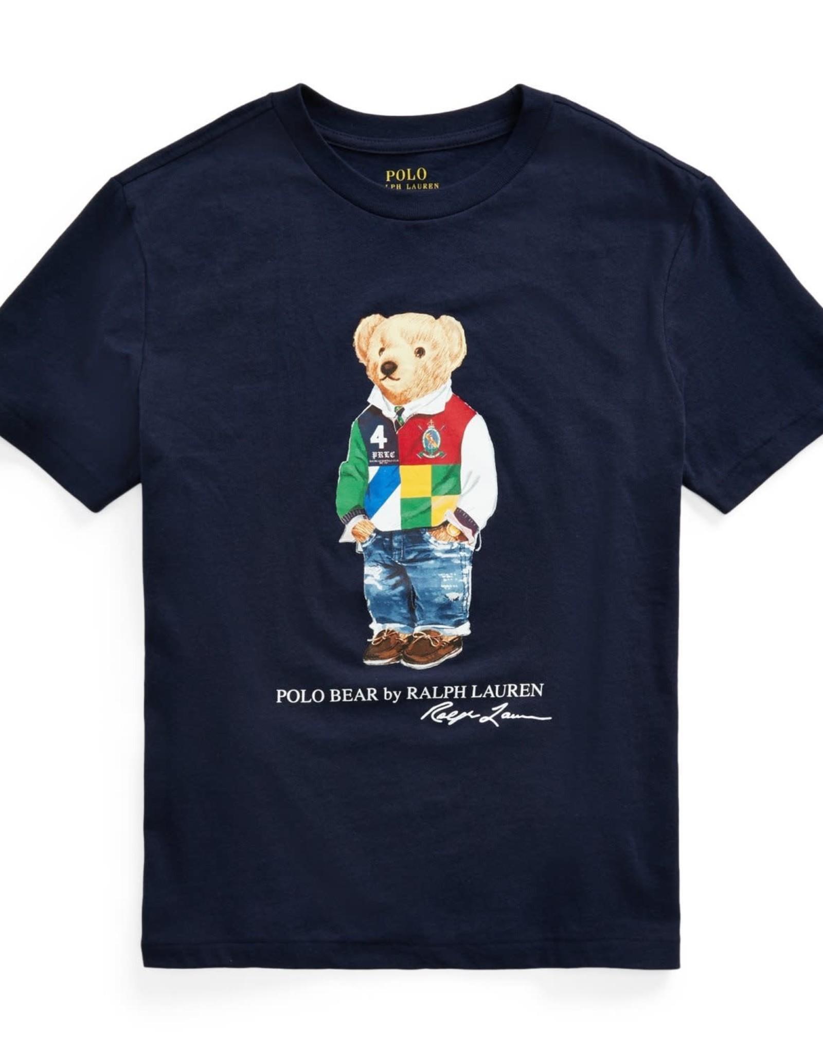 RALPH LAUREN RALPH LAUREN T-shirt beer donkerblauw