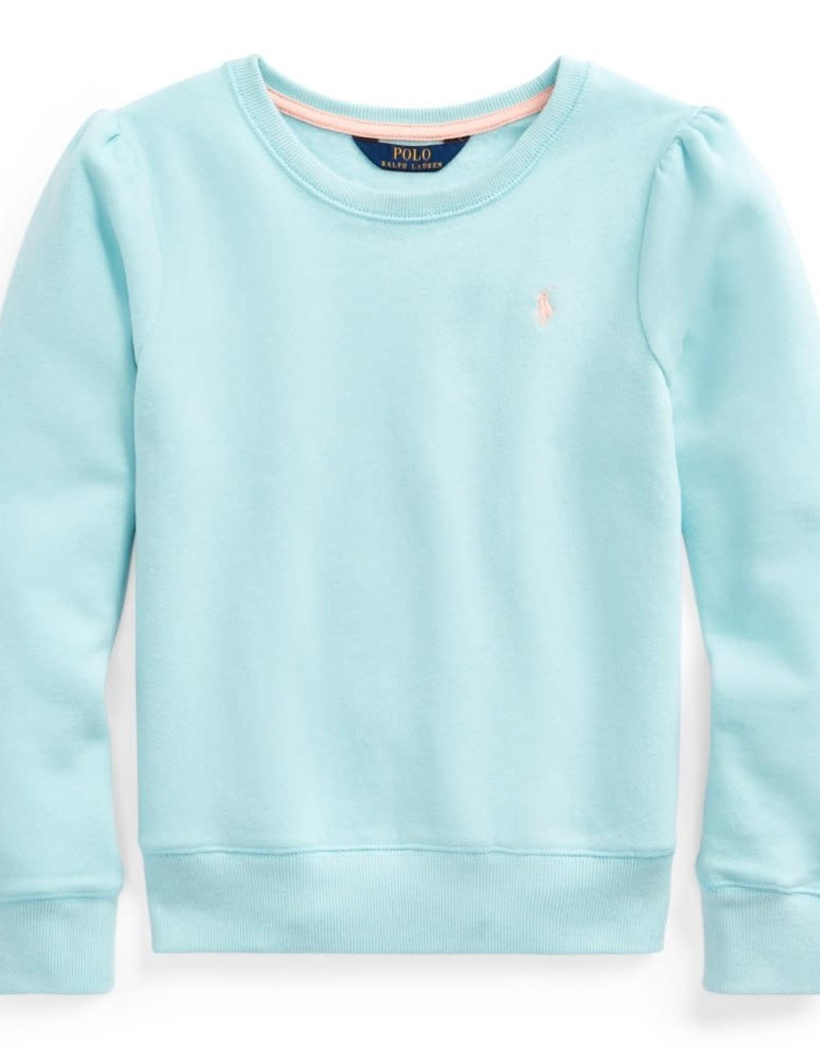 RALPH LAUREN RALPH LAUREN Sweater blauw girls