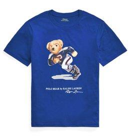 RALPH LAUREN RALPH LAUREN T-shirt beer hoogblauw