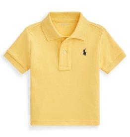 RALPH LAUREN RALPH LAUREN Polo geel katoen
