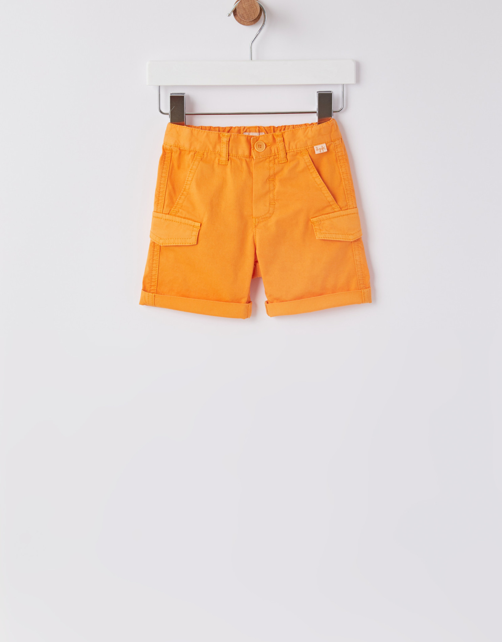 IL GUFO IL GUFO Short oranje