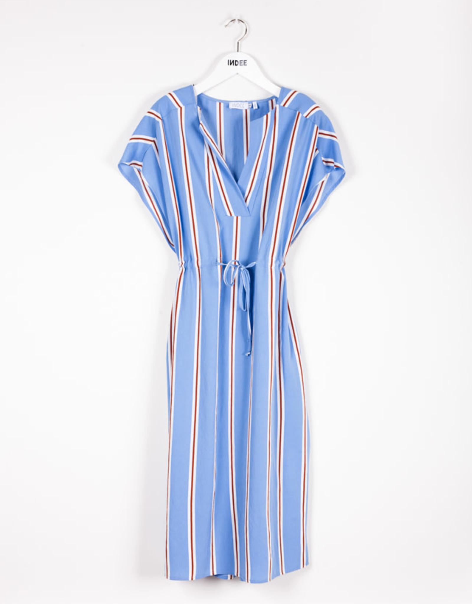 INDEE INDEE Dress Jarnac Skyblue