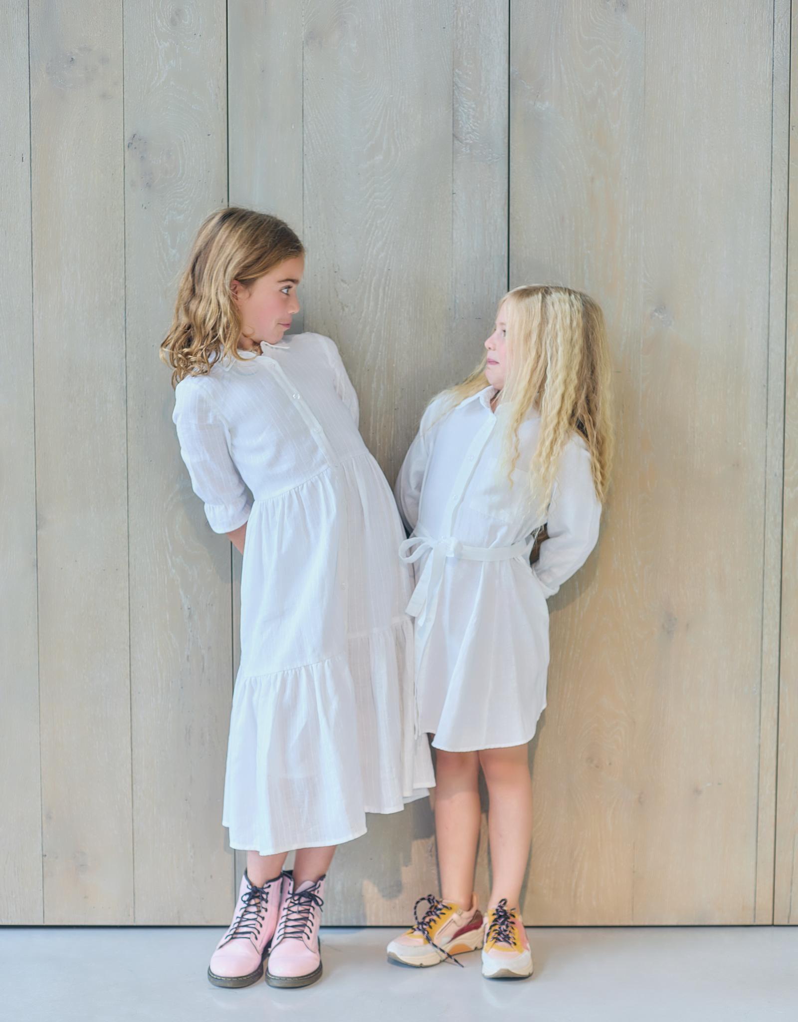 SCAPA SCAPA dress clava white