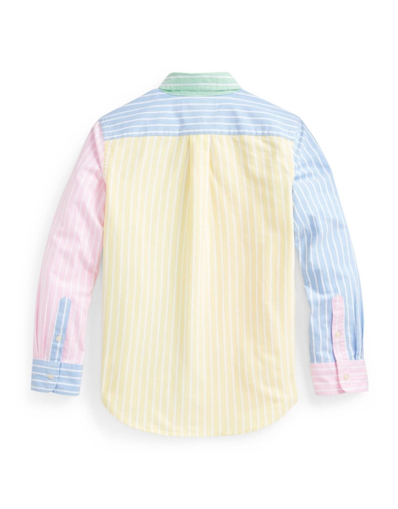 RALPH LAUREN RALPH LAUREN hemd multicolor