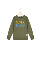 FRENCH DISORDER FRENCH DISORDER Sweater Billy Super Hero K