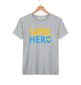 FRENCH DISORDER FRENCH DISORDER T-shirt Super Hero