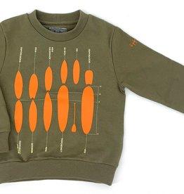 IL GUFO IL GUFO Sweater khaki