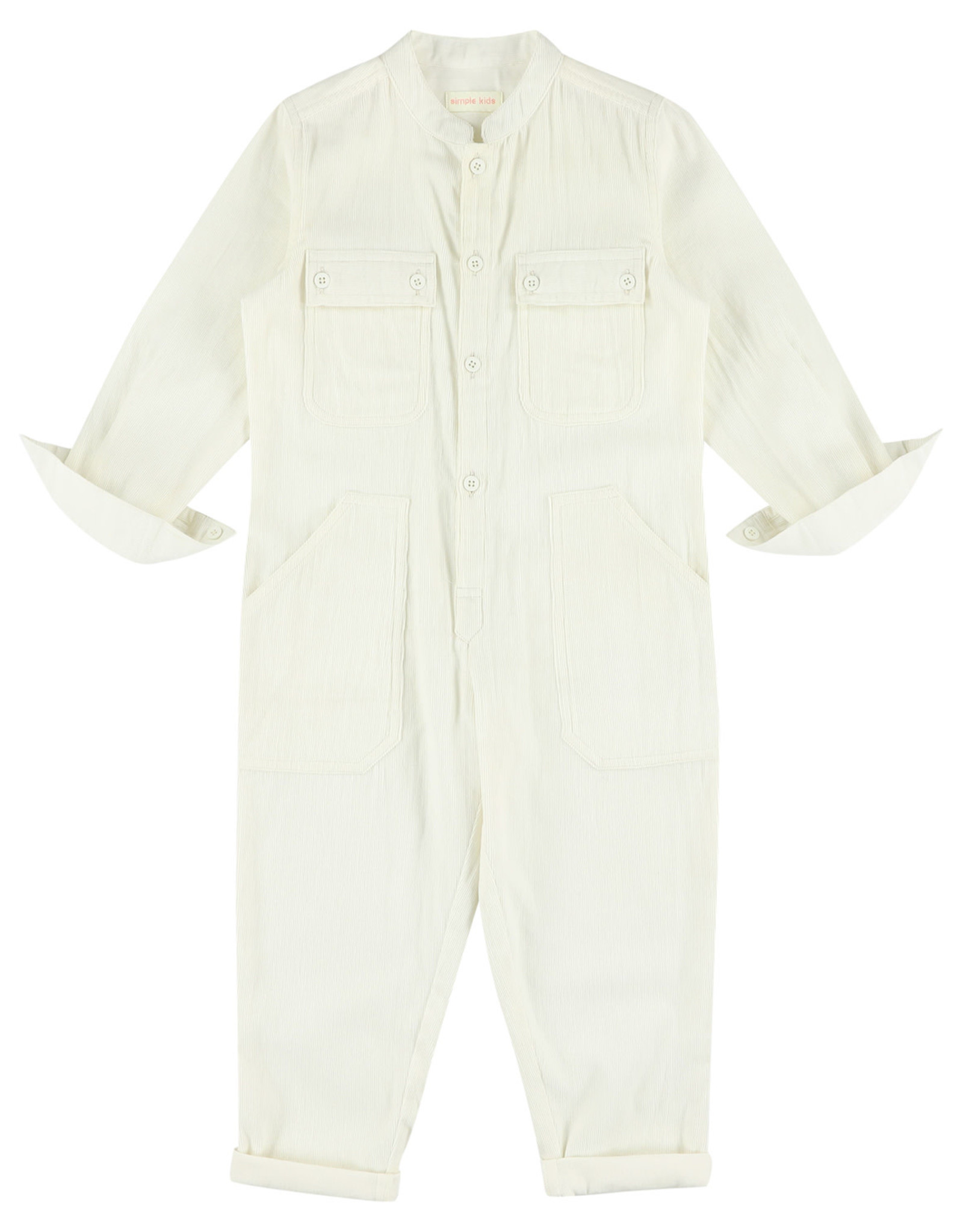 SIMPLE KIDS SIMPLE KIDS Horse bcord white
