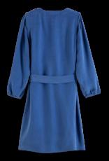 SCOTCH REBELLE SCOTCH REBELLE Drapey shirt dress