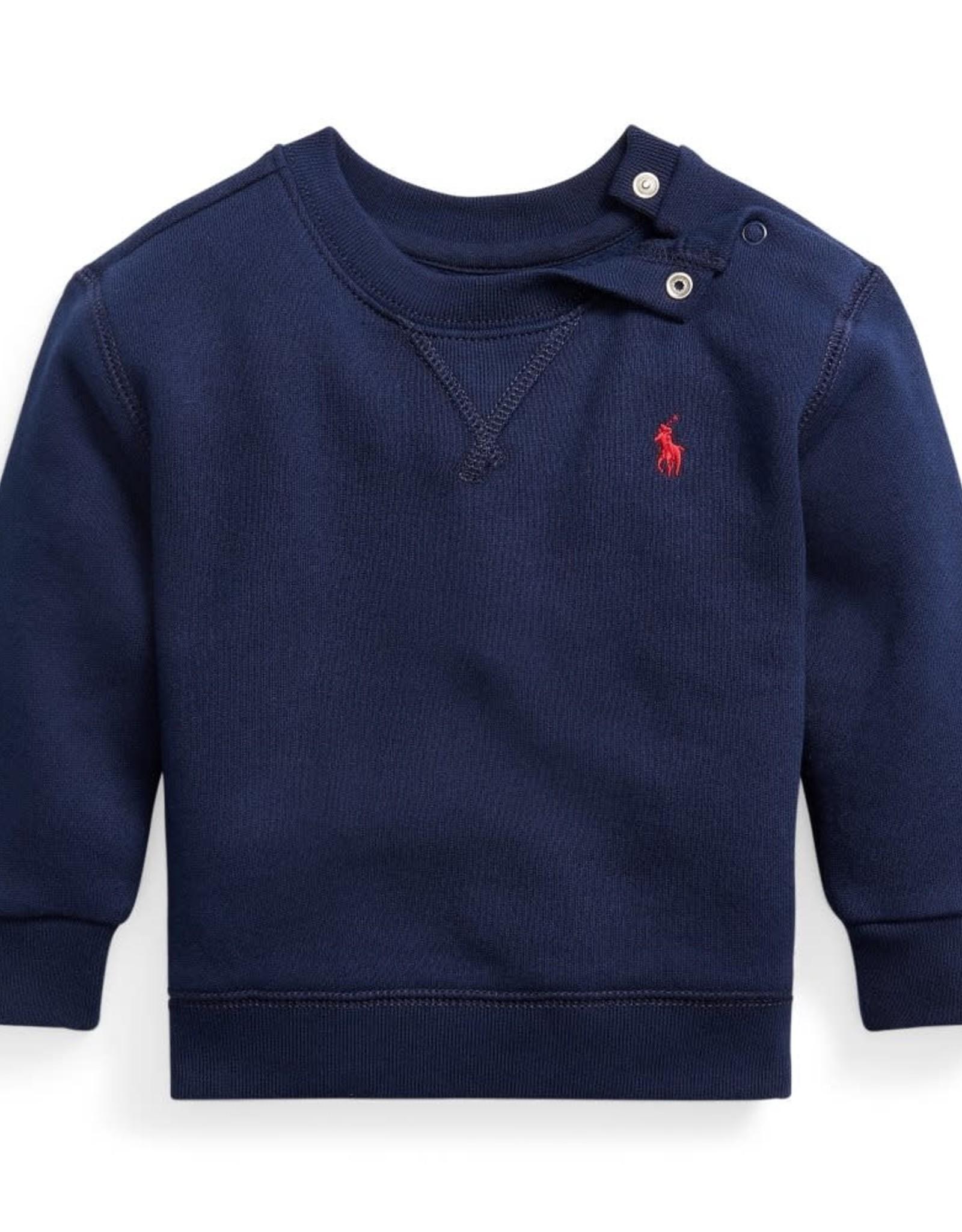RALPH LAUREN RALPH LAUREN Sweater baby donkerblauw