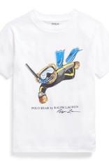 RALPH LAUREN RALPH LAUREN t-shirt beer wit
