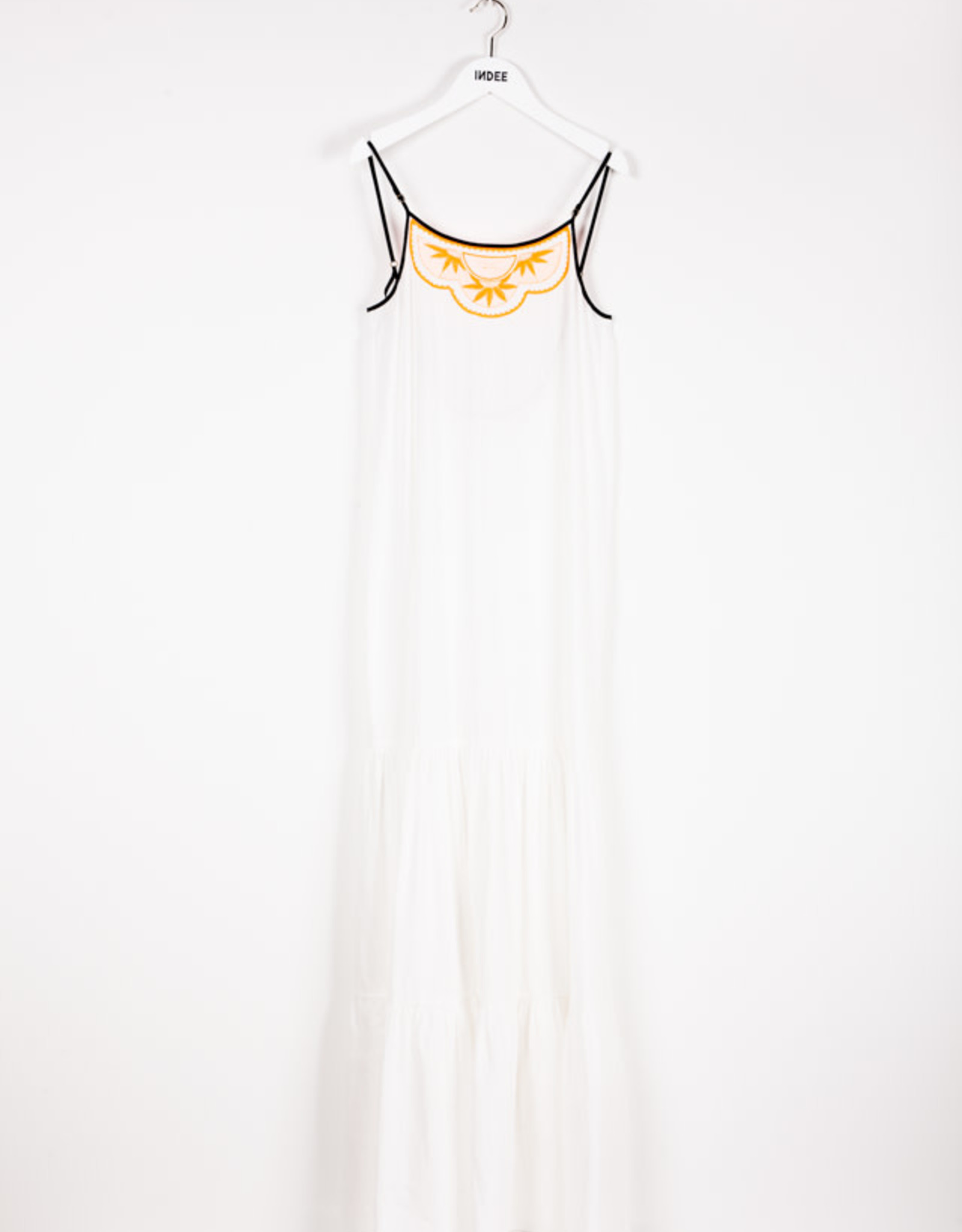 INDEE INDEE Dress Javotte Off White