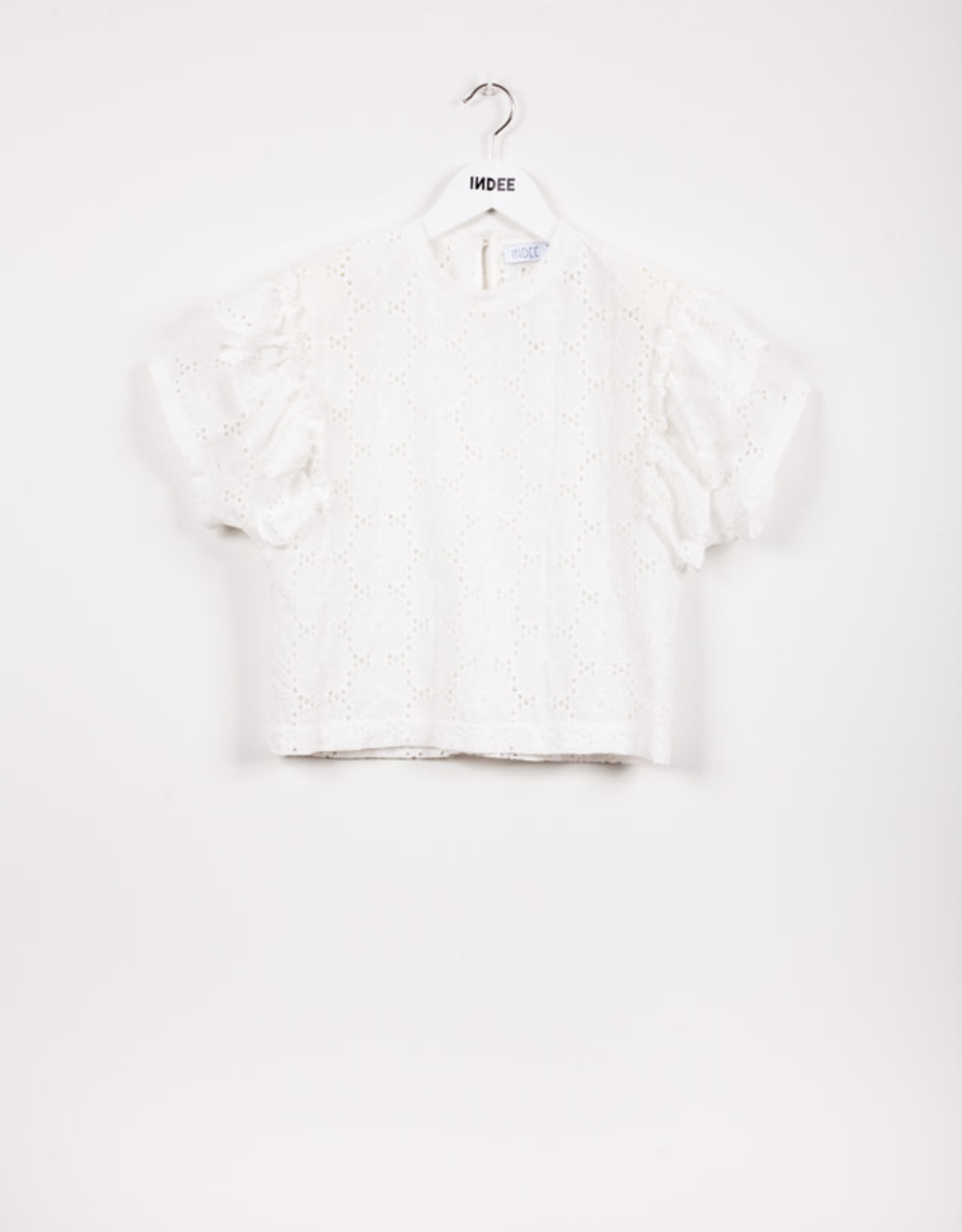 INDEE INDEE Blouse Jacintha Off White