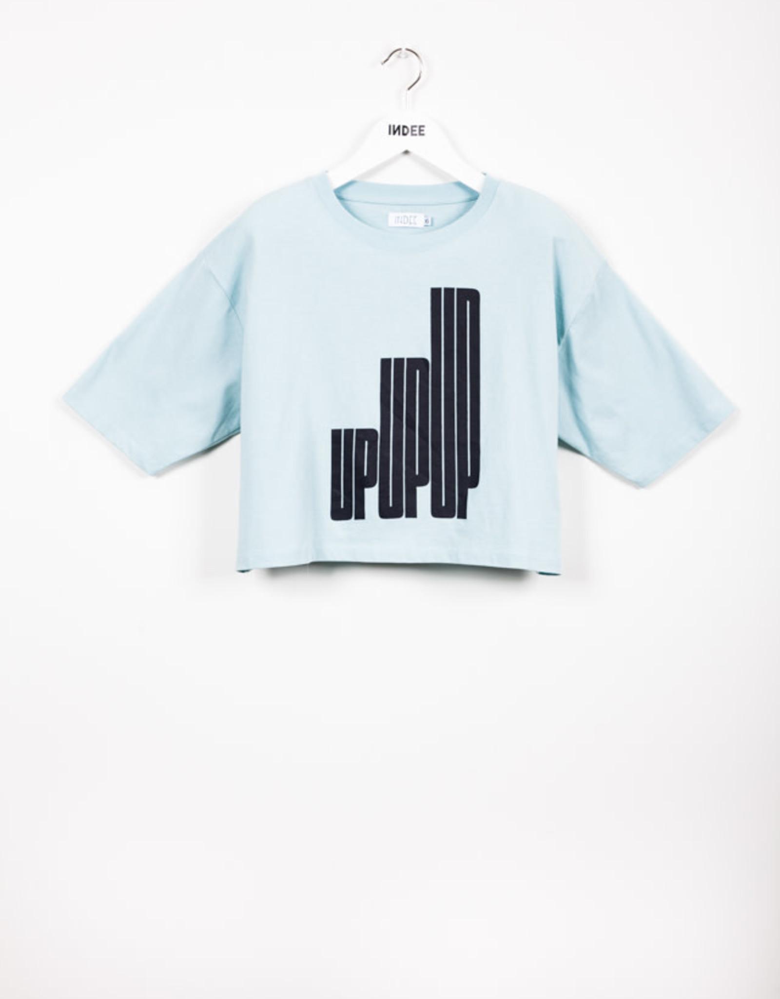 INDEE INDEE T-shirt Jimena Up Eden