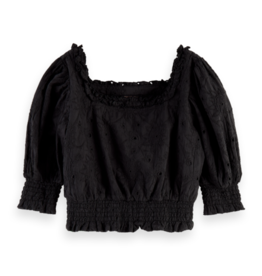 SCOTCH REBELLE SCOTCH REBELLE Cropped top