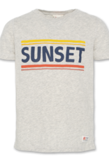 AMERICAN OUTFITTERS Ao76 T-shirt C-neck Sunset