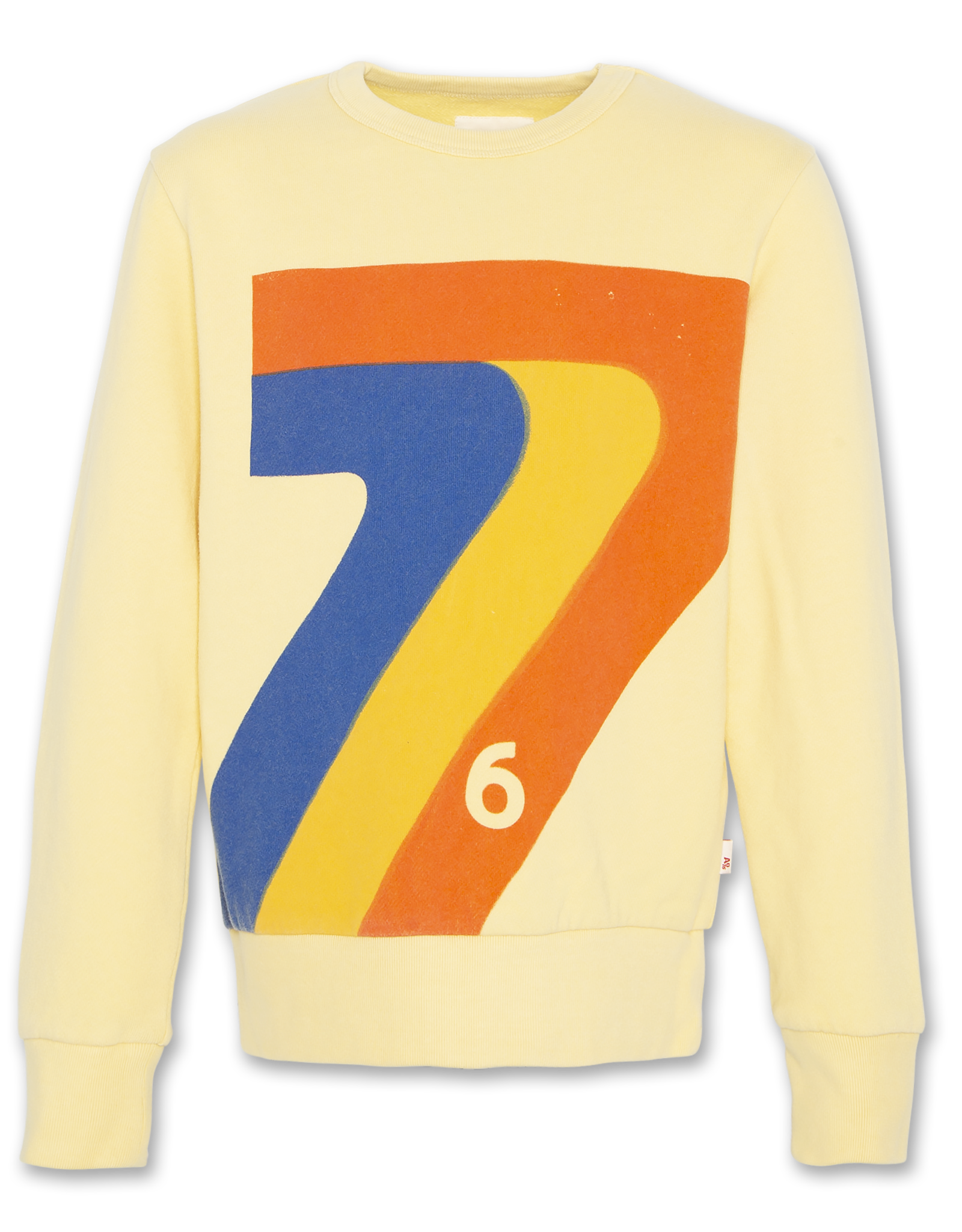 AMERICAN OUTFITTERS Ao76 C-neck Sweater 7 Banana
