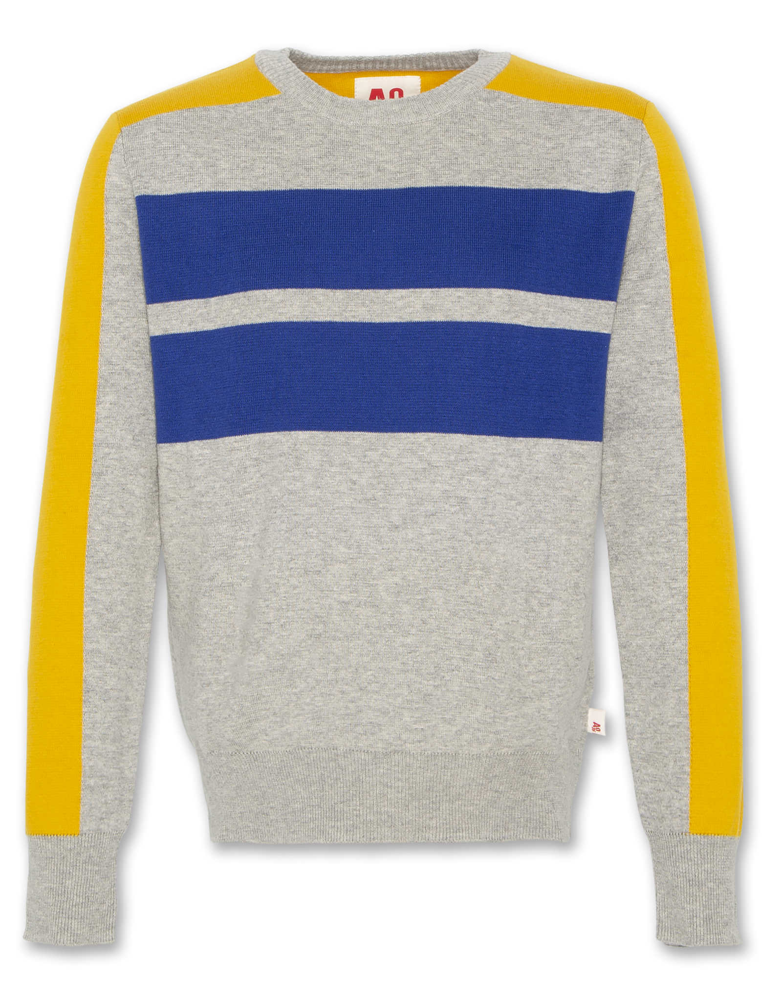 AMERICAN OUTFITTERS Ao76 C-neck Stripe