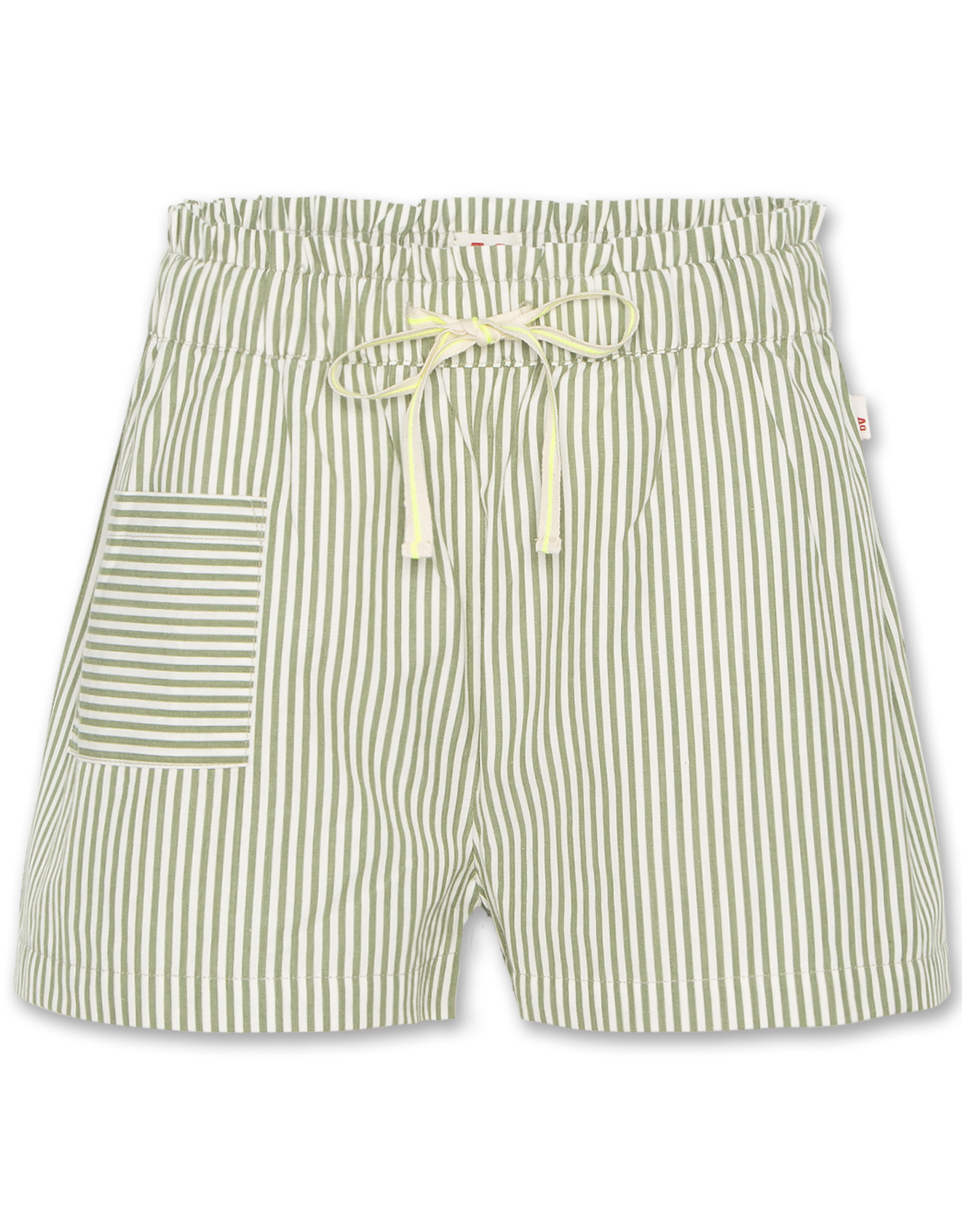 AMERICAN OUTFITTERS Ao76 Lou Olive Shorts