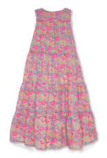 AMERICAN OUTFITTERS Ao76 Bella Flower Dress