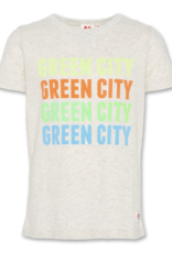 AMERICAN OUTFITTERS Ao76 T-shirt C-neck Green