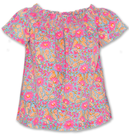 AMERICAN OUTFITTERS Ao76 Indy Flower Top