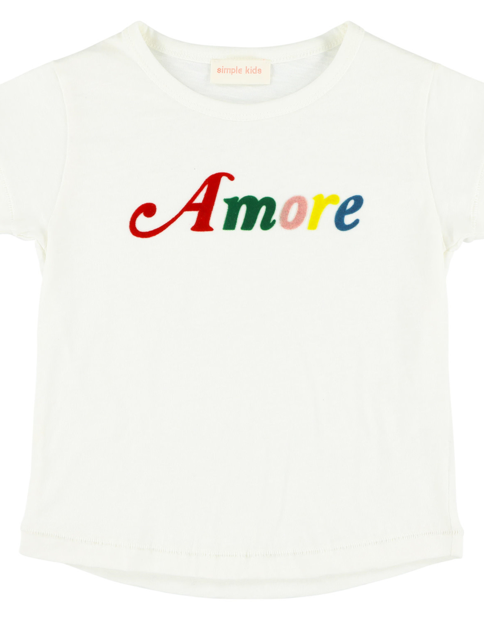 SIMPLE KIDS SIMPLE KIDS Amore white