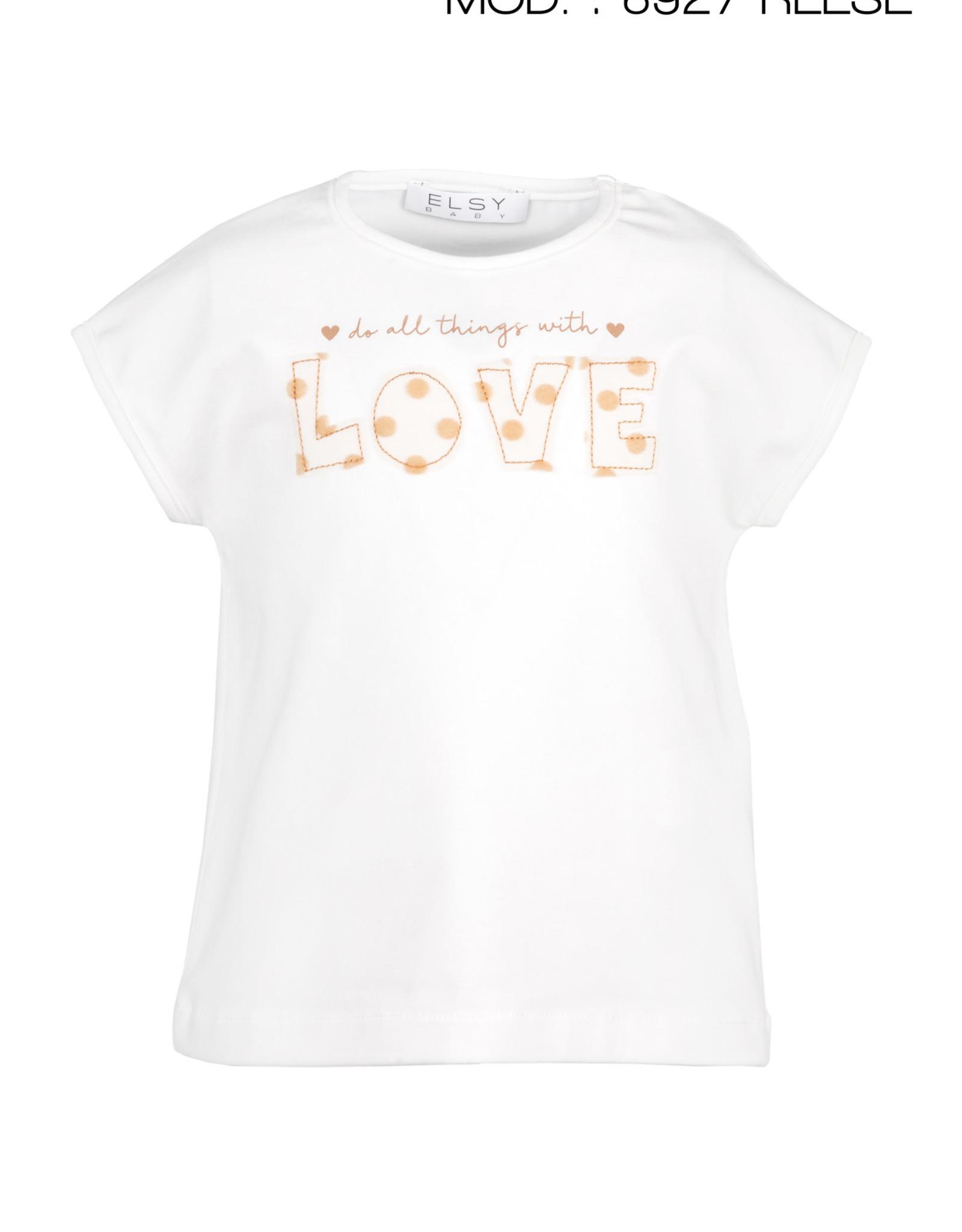 ELSY ELSY Reese t-shirt