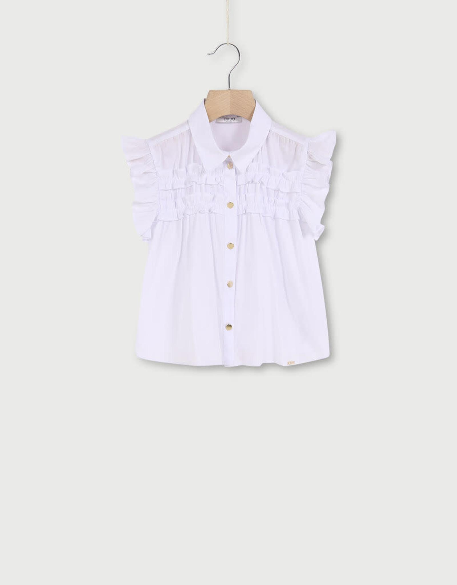 LIU JO LIU JO Camicia white