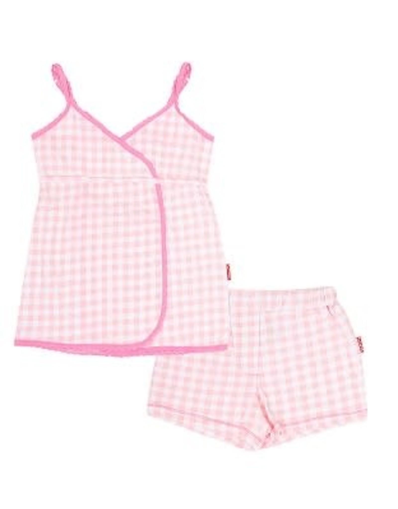 CLAESEN'S CLAESEN'S pyjama pink checks