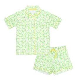 CLAESEN'S CLAESEN'S pyjama daisy stripes