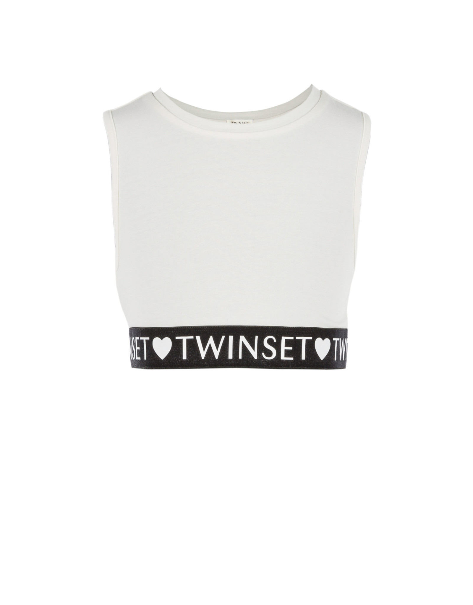 TWIN SET TWIN SET Crop top