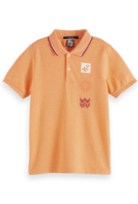 SCOTCH & SODA SCOTCH & SODA Polo col 0856