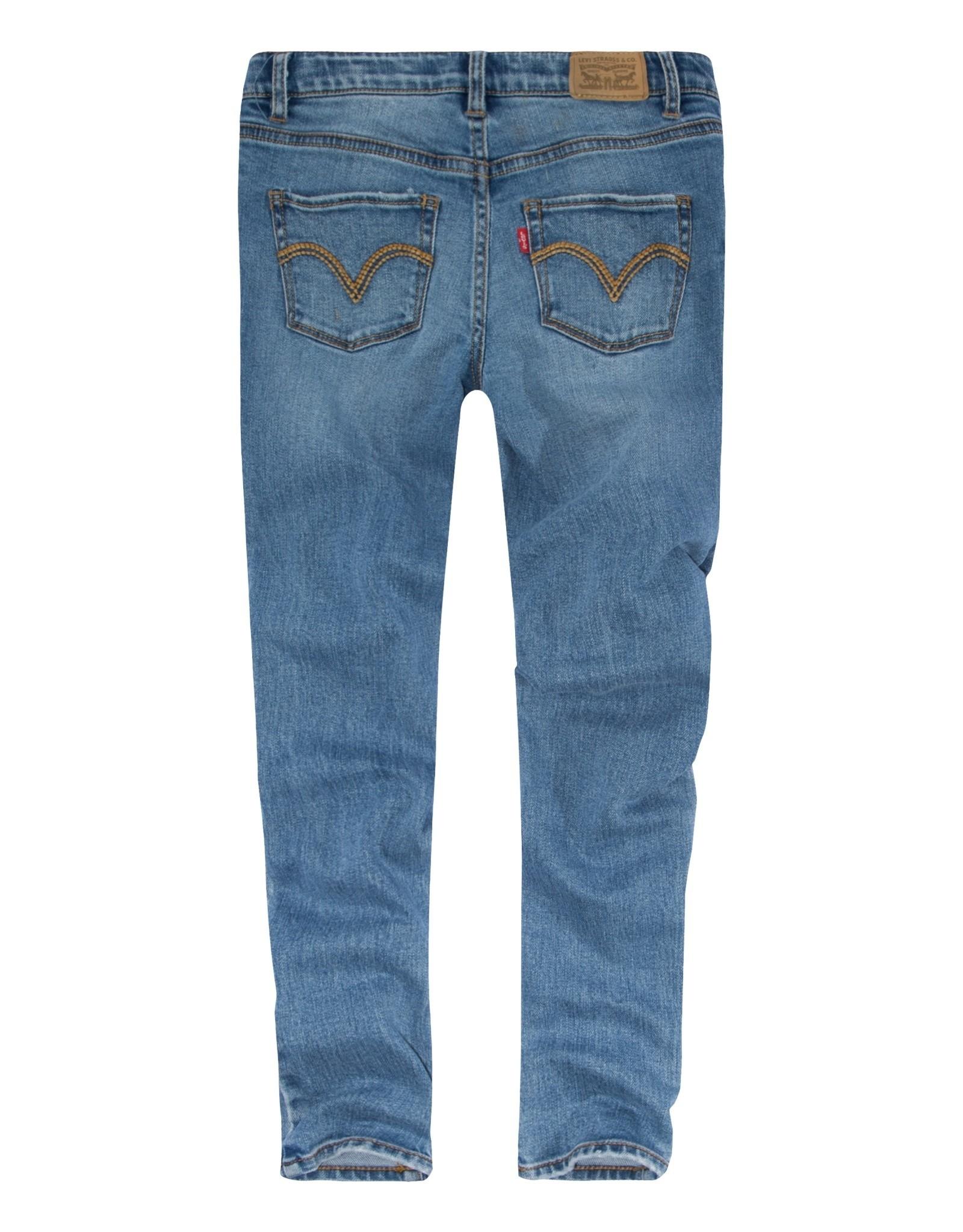 LEVI'S LEVI'S lvg 710 super skinny jean palisades