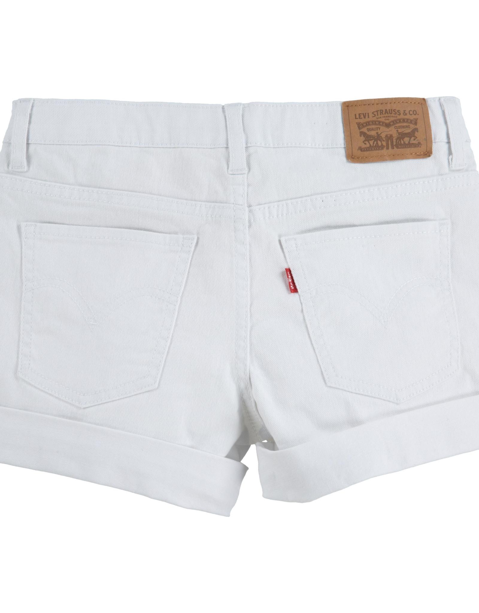 LEVI'S LEVI'S lvg girlfriend shorty short white