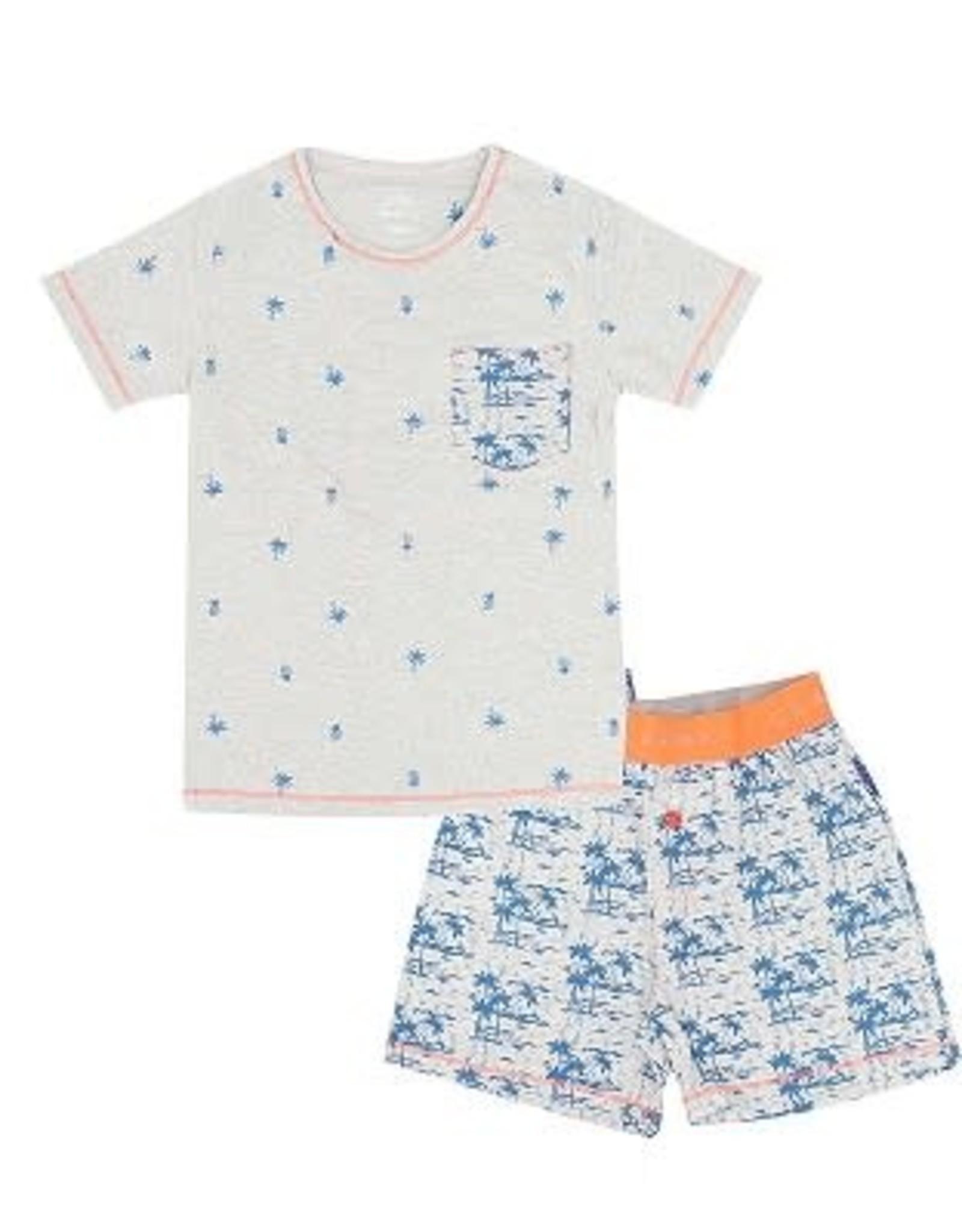 CLAESEN'S CLAESEN'S pyjama palmtree