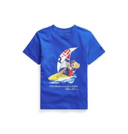 RALPH LAUREN RALPH LAUREN T-shirt beer hoogblauw junior