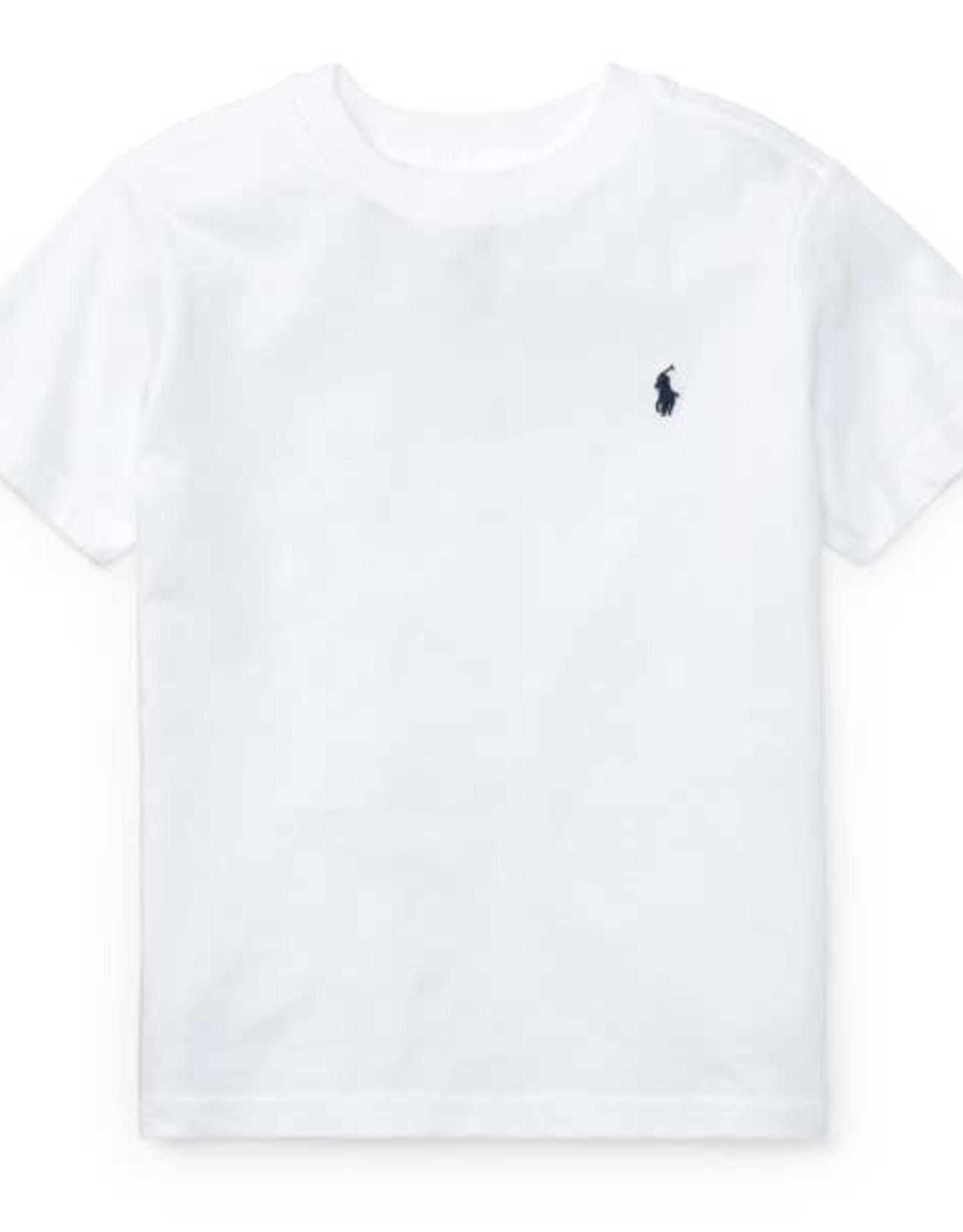 RALPH LAUREN RALPH LAUREN T-shirt wit korte mouw