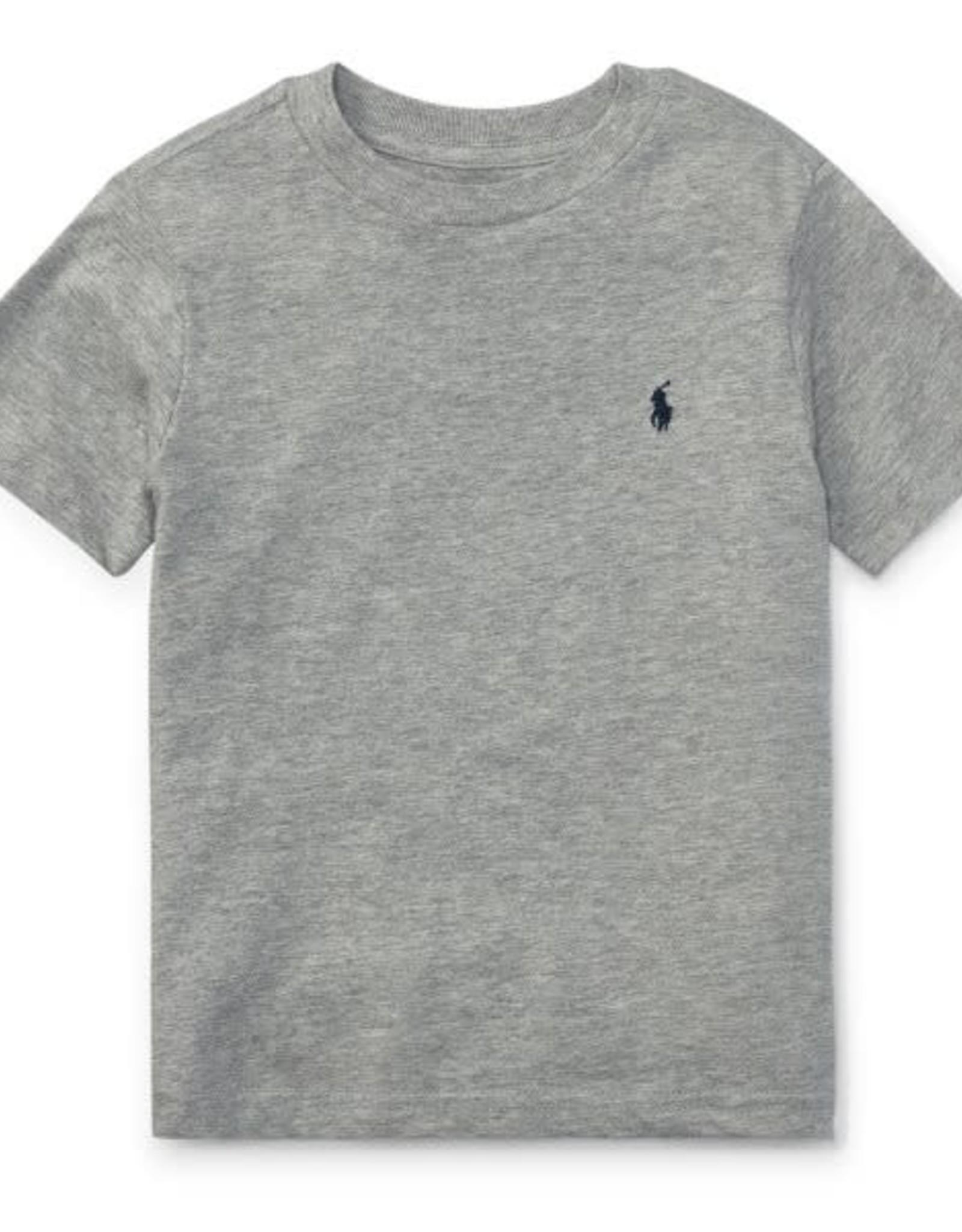 RALPH LAUREN RALPH LAUREN T-shirt grijs korte mouw
