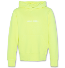 AMERICAN OUTFITTERS Ao76 Hoodie Sweater Fluo yellow