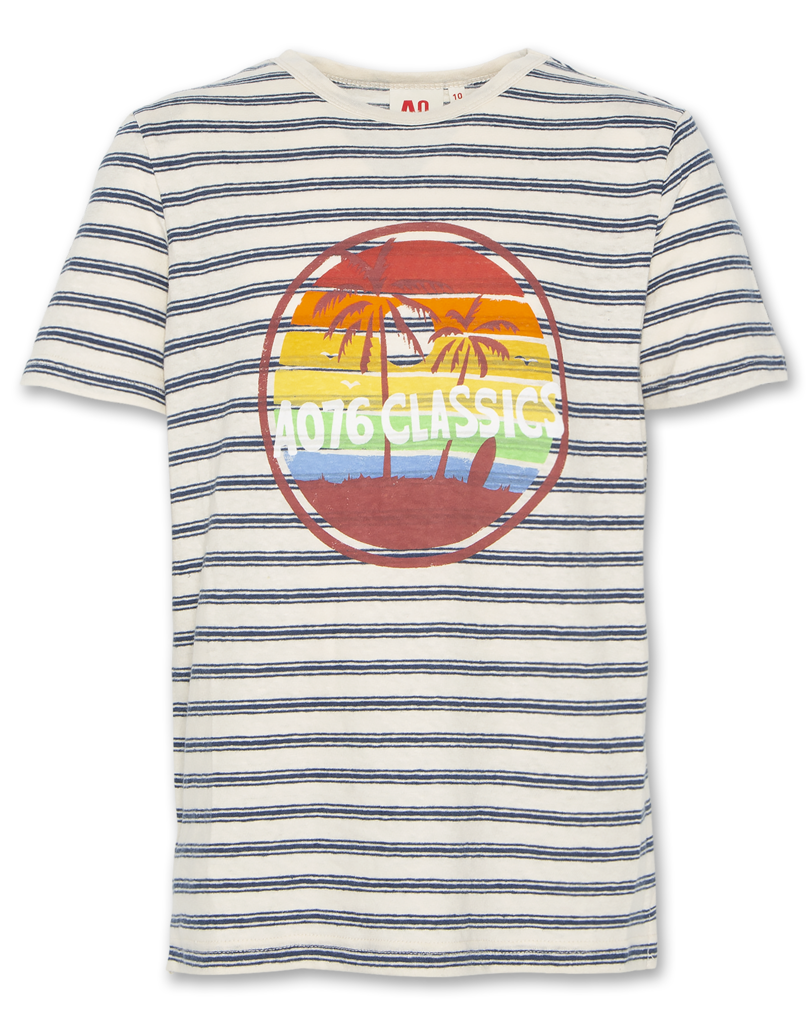 AMERICAN OUTFITTERS Ao76 T-shirt C-neck Classics