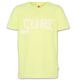 AMERICAN OUTFITTERS Ao76 T-shirt C-neck Fluo Surf yellow