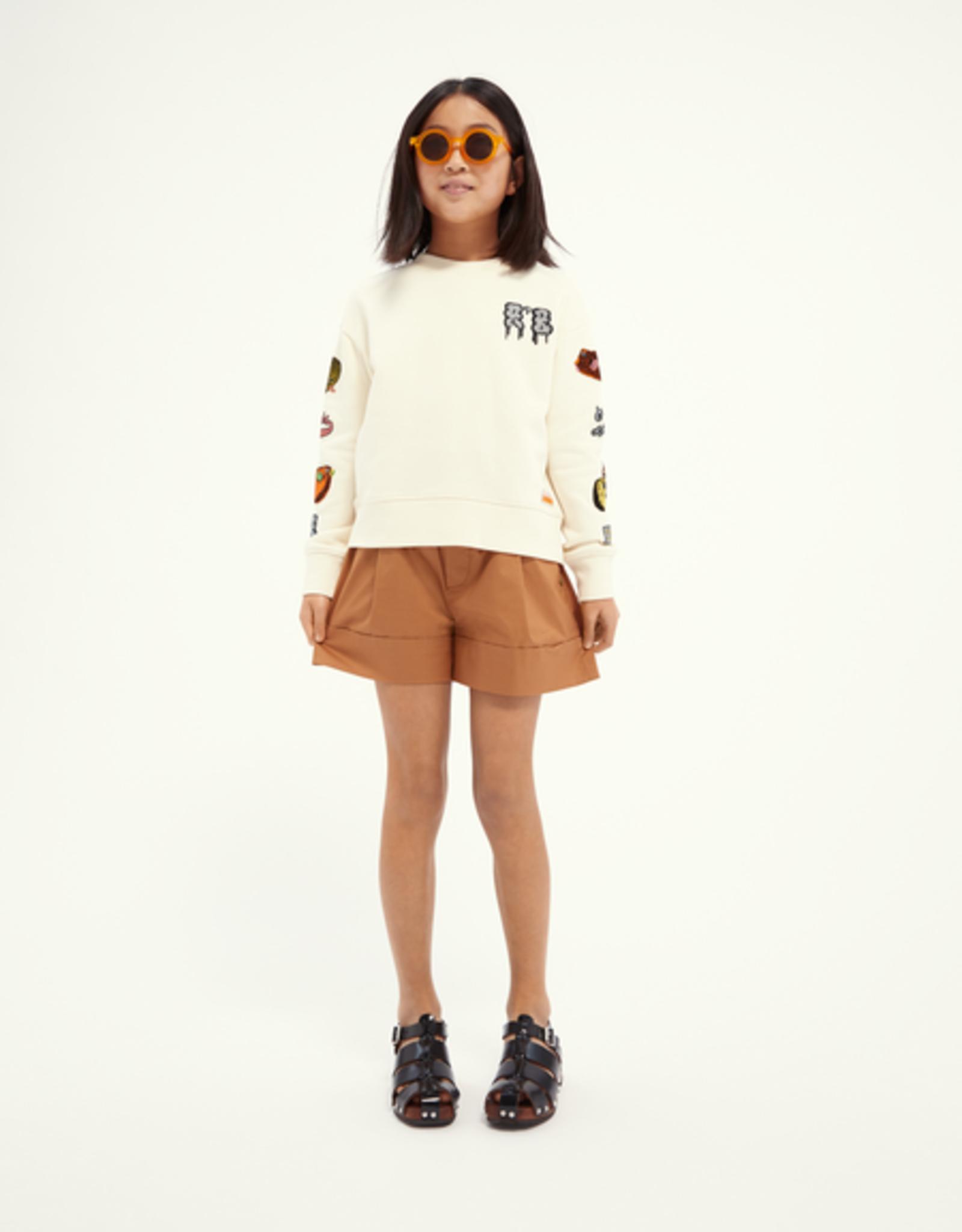 SCOTCH REBELLE Cotton shorts