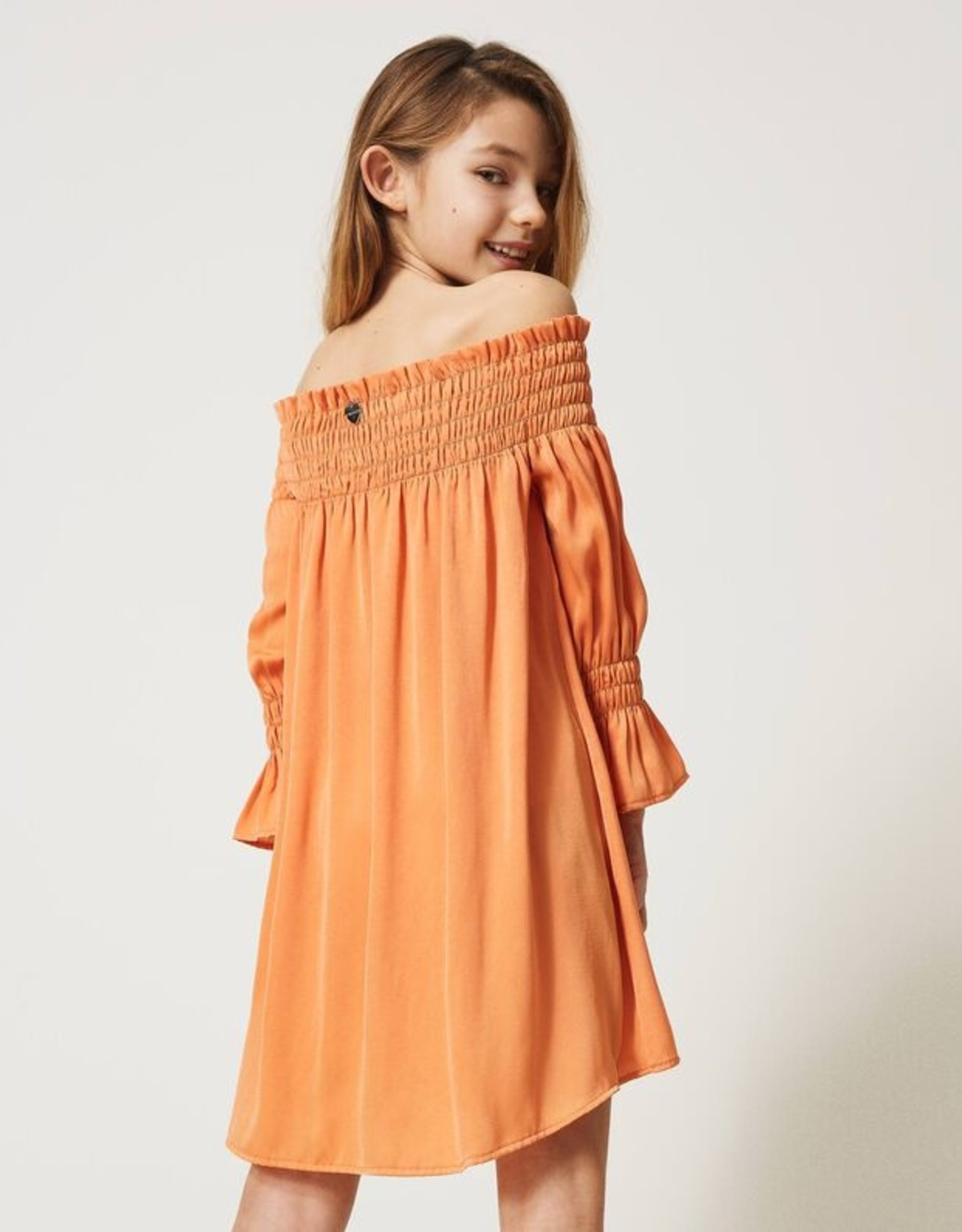TWIN SET TWIN SET Kleed oranje