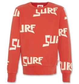 AMERICAN OUTFITTERS Ao76 C-neck sweater surf red